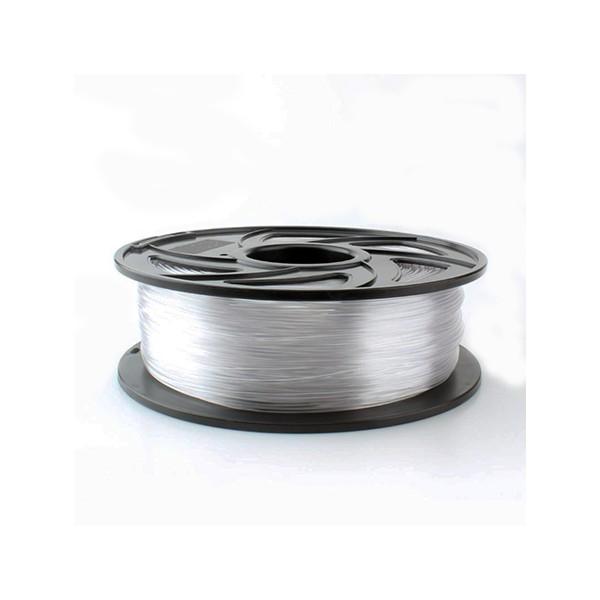 Filamento - PETG - Transparente - 1.75mm - 1Kg