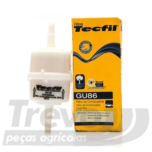 Filtro de Combustivel Do Agrale GU86