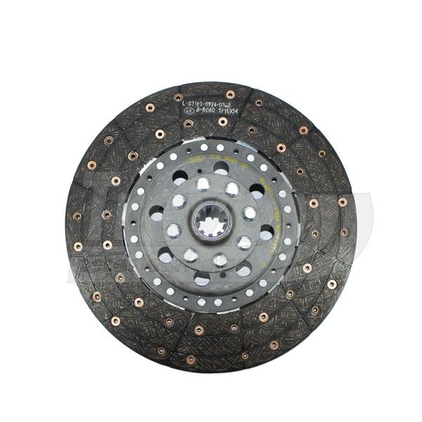 Disco de Embreagem tomada de força do Massey 887889