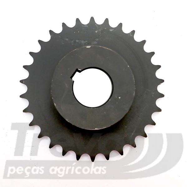 ENGRENAGEM DE AÇO 30Z 50/1 F30 CH5/16 0149982