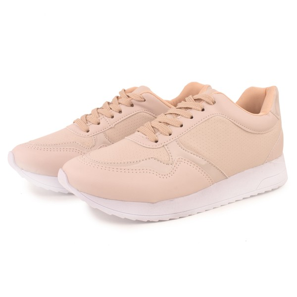 Tênis Trivalle Shoes Casual Creme