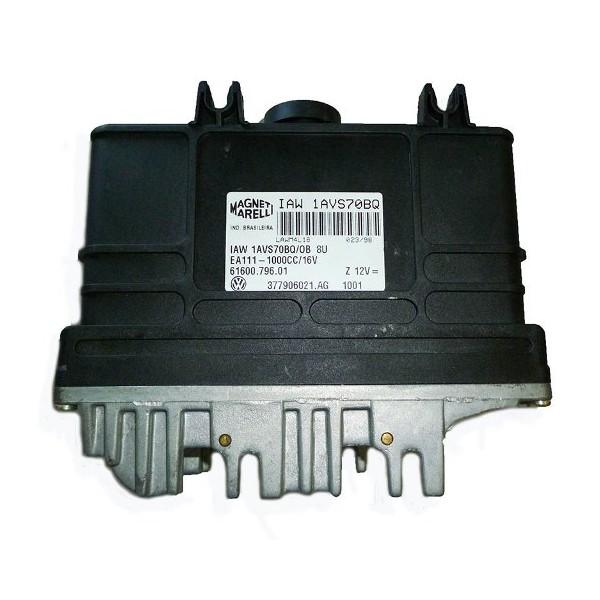 Modulo Injeção eletronica Gol e Parati 1.0 16V 1997/ a gasolina. Numero Magneti Marelli IAW 1AVS70BQ