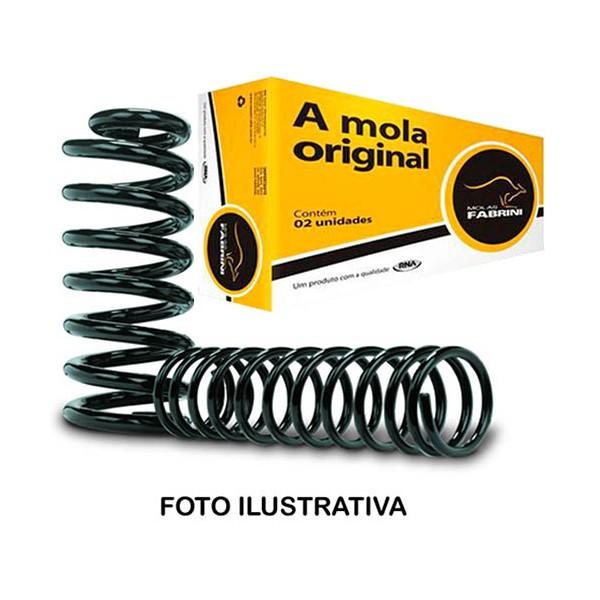 Par de Molas suspensão traseira Zafira 2001/.