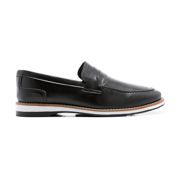 SAPATO CASUAL FRANSHOES DERBY MOSK PRETO