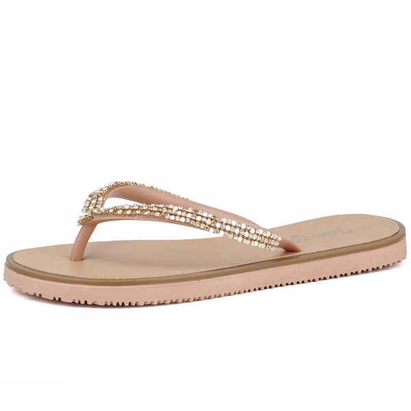 Chinelo Leme Crystal Beach Nude Villa Griffe