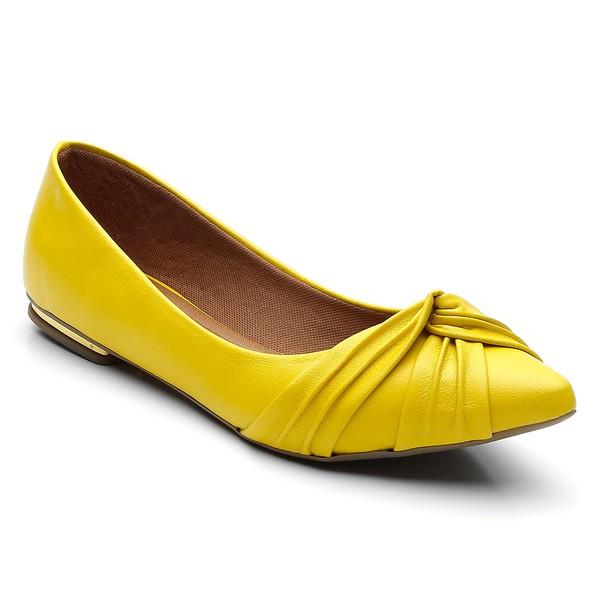 Sapatilha Violanta Indonésia Amarelo
