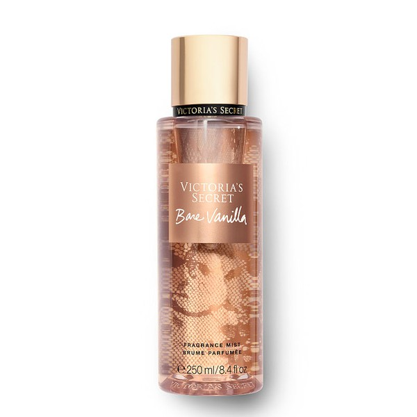 BODY SPLASH COLONIA VICTORIA'S SECRET BARE VANILLA IMPORTADO ORIGINAL