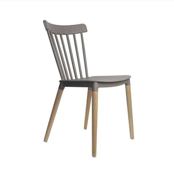 Cadeira Janaína Cinza - Rivatti Móveis