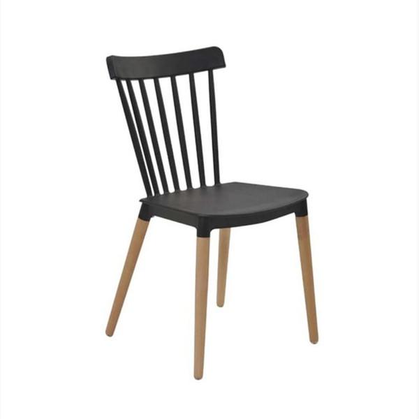Cadeira Janaína Preta - Rivatti Móveis
