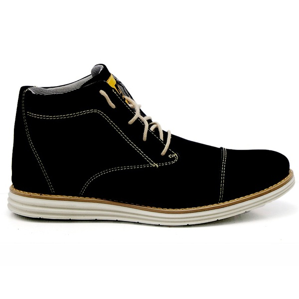 Bota Fox Up - Preto
