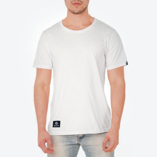 Camiseta Célula - Branca