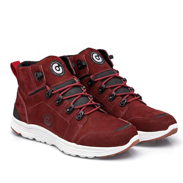 Sneaker Respect GLOB Vinho