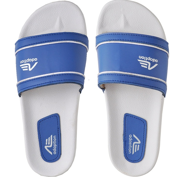 Chinelo Masculino Slide Adaption Azul