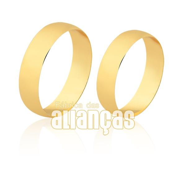 Alianças de Ouro 10k