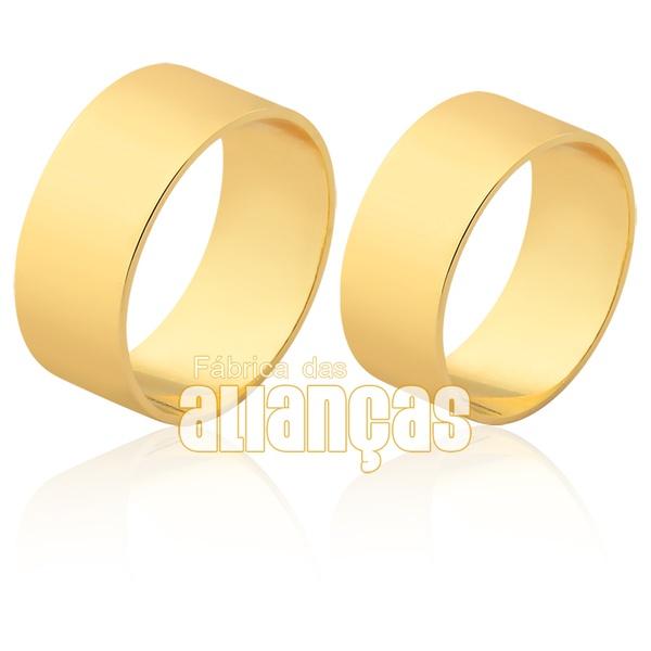 Lindas Alianças De Casamento 18k