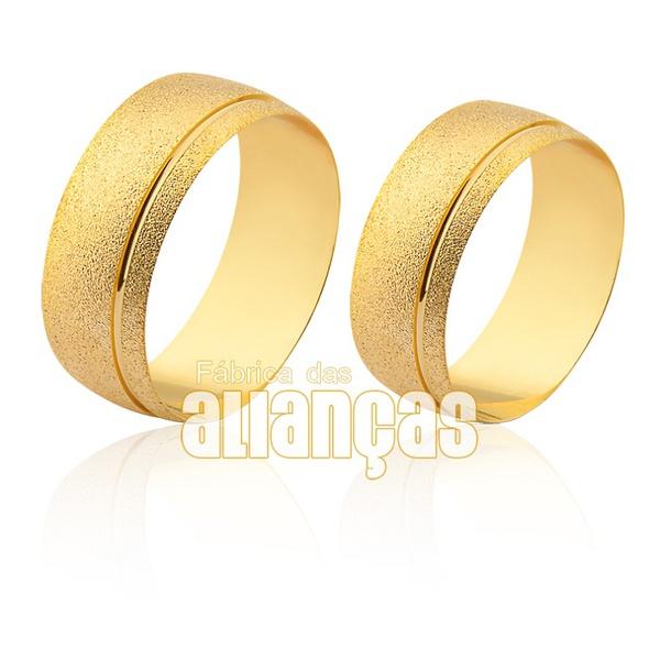 Alianças em Ouro 10k