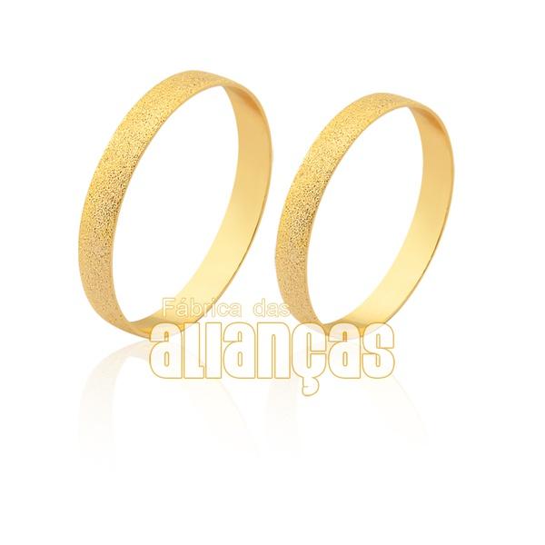 Alianças De Casamento 18k
