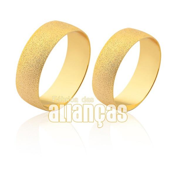Alianças De Noivado e Casamento 10k