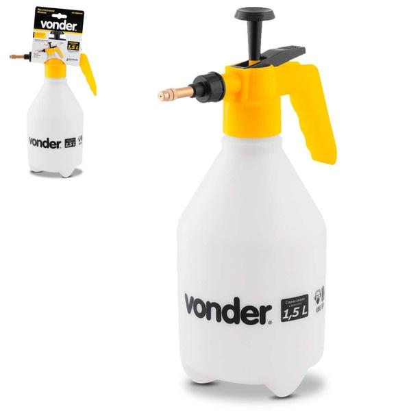 Pulverizador com Pressão Prévia 1,5L - Vonder
