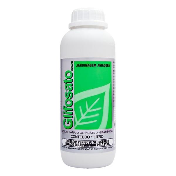 Mata Mato Glifosato 1 litro - Biocarb