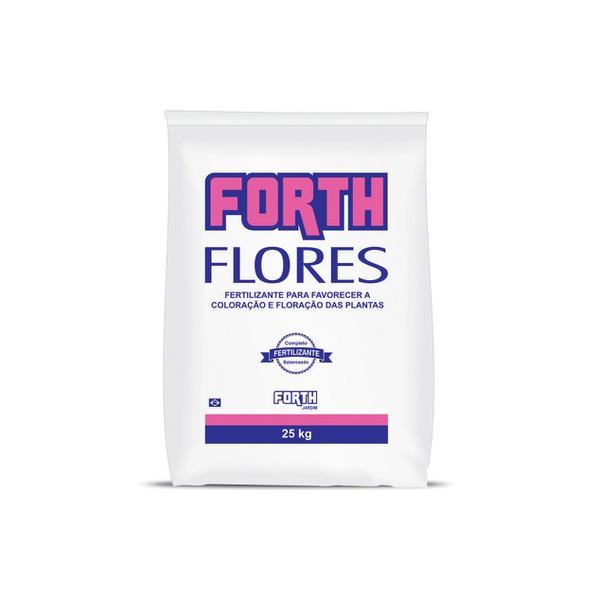 Fertilizante Forth Flores 25kg