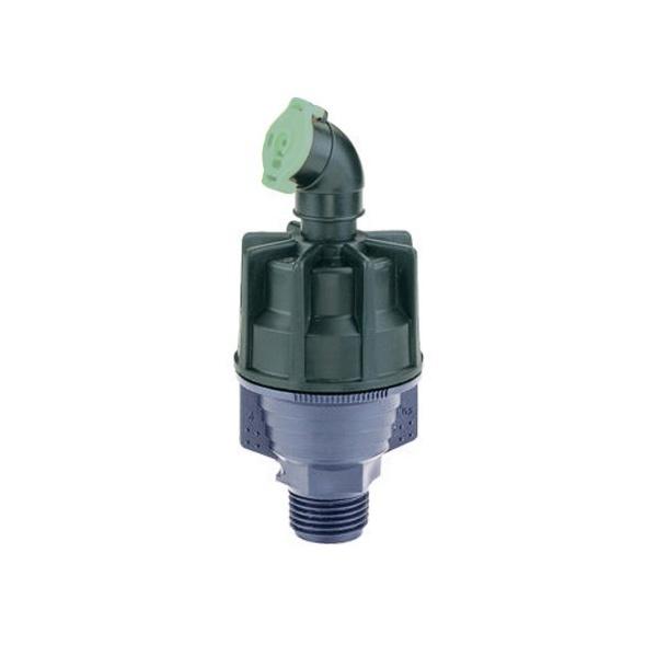 Aspersor Super 10 Bocal Verde 550L - Naandan
