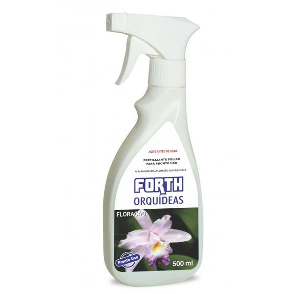 Fertilizante Forth Orquídeas Floração Pronto Uso 500 ml