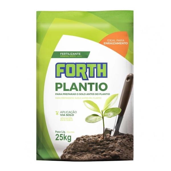 Fertilizante Forth Plantio 25kg
