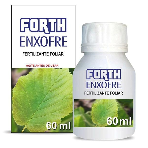 Fertilizante Forth Enxofre concentrado 60ml
