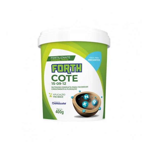 Fertilizante Cote Plus Forth 400g