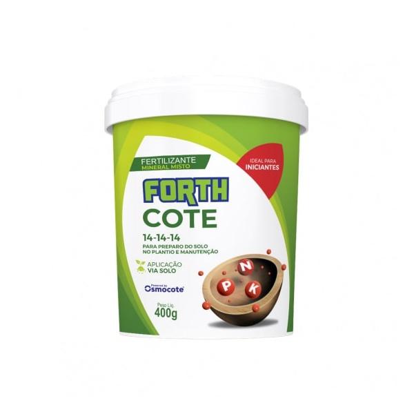Fertilizante Forth Cote Classic 400g