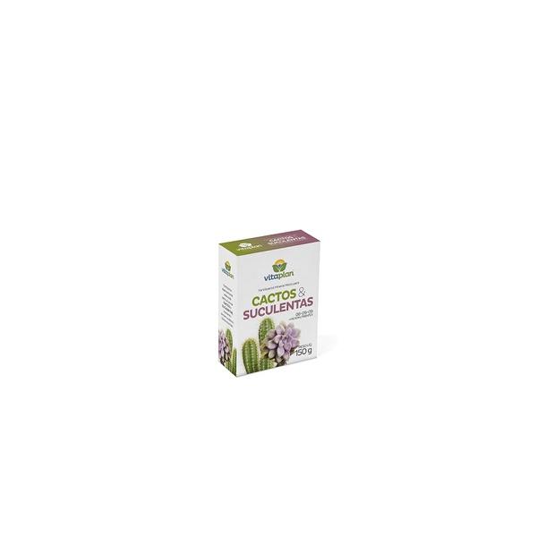 Fertilizante de Cactos & Suculentas Vitaplan - Nutriplan