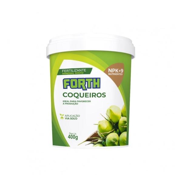 Fertilizante Forth Coqueiros 400g