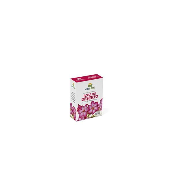 Fertilizante para Rosas do Deserto - Vitaplan
