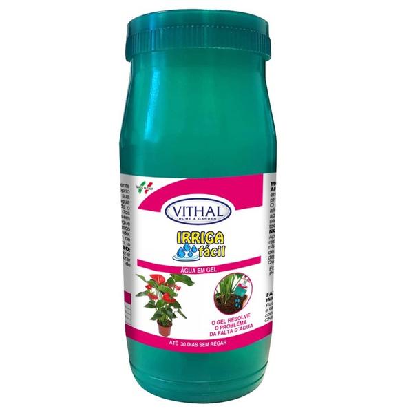 Água em gel Irriga Fácil 300mL - Vithal