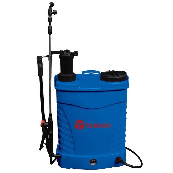 Pulverizador Costal 2 em 1 ( manual e à bateria) 16L - Yamaho