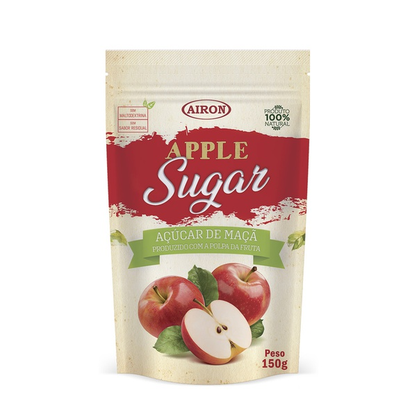 Apple Sugar Açúcar de Maçã