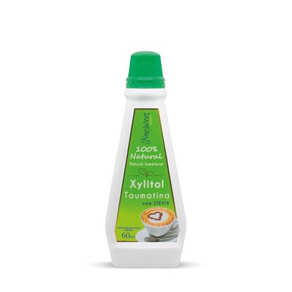 Adoçante líquido 100% Natural 60ml