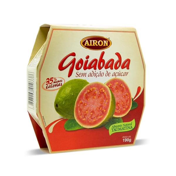 Goiabada Zero com Taumatina 190g