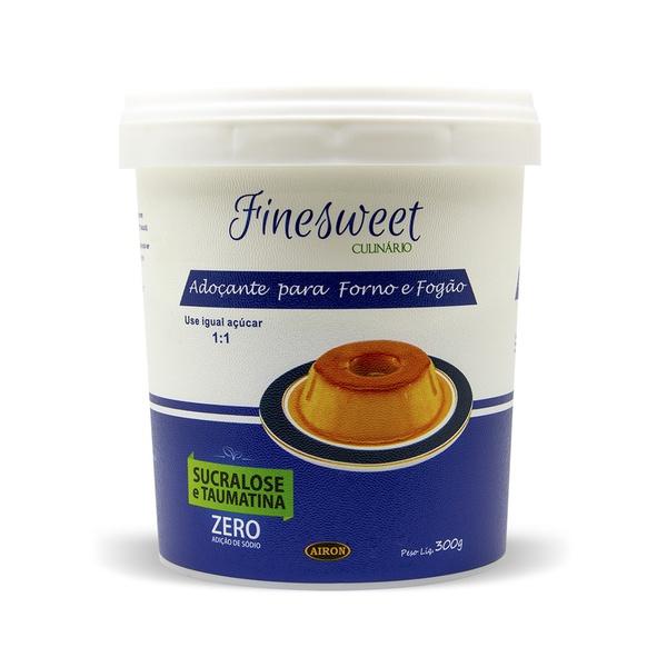 Adoçante Culinário para Forno e Fogão 300g Finesweet