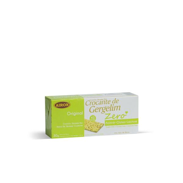Crocante de Gergelim Original 30g