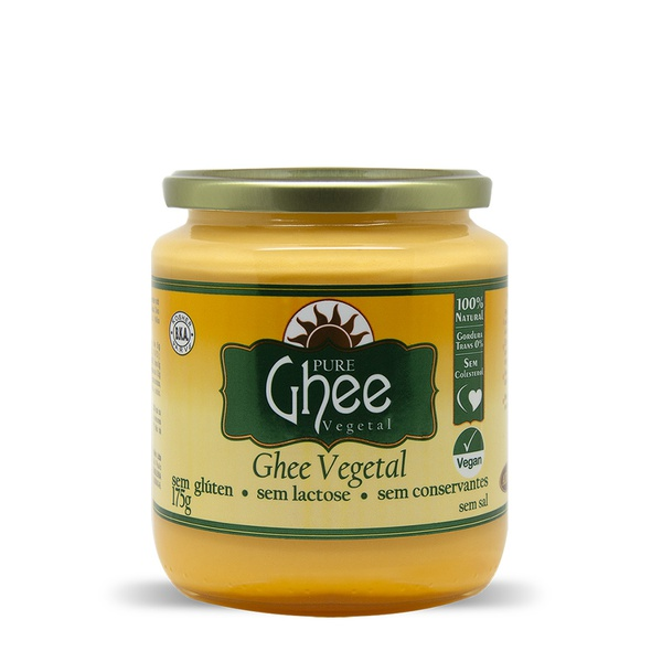 Manteiga Ghee Vegetal 175g