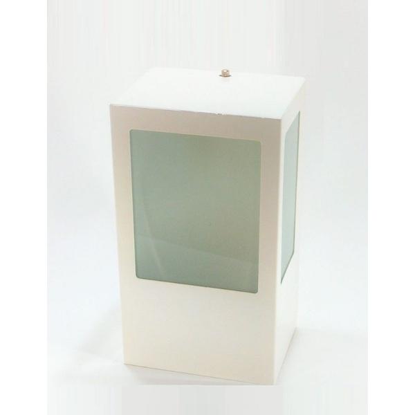 Arandela Luminária de Parede e Muro 3 Facho-Alamin AR-3FX/G