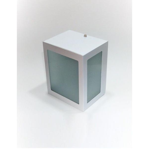 Arandela Luminária de Parede e Muro 3 Facho-Alamin AR-3FXM