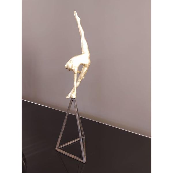 Estatueta dança artística