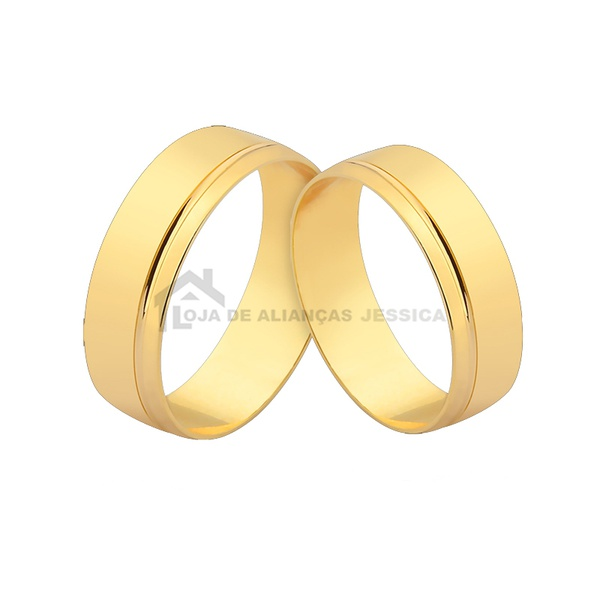Alianças De Ouro Para Casamento