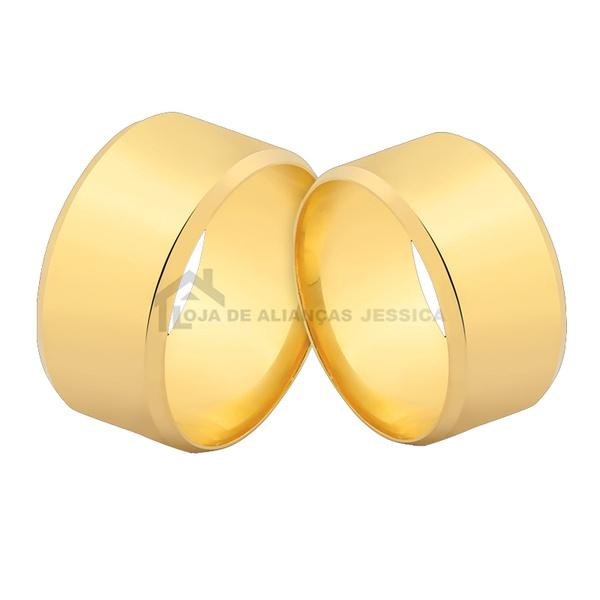 Alianças De Ouro Direto Do Fábricante