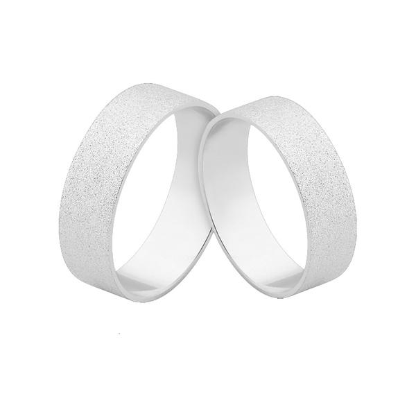 Alianças De Noivado Ou Casamento - L-J-490-B - Alianças Jessica