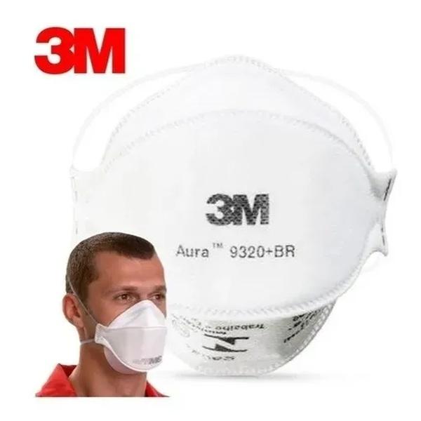 mascara 3M aura 9320 +BR