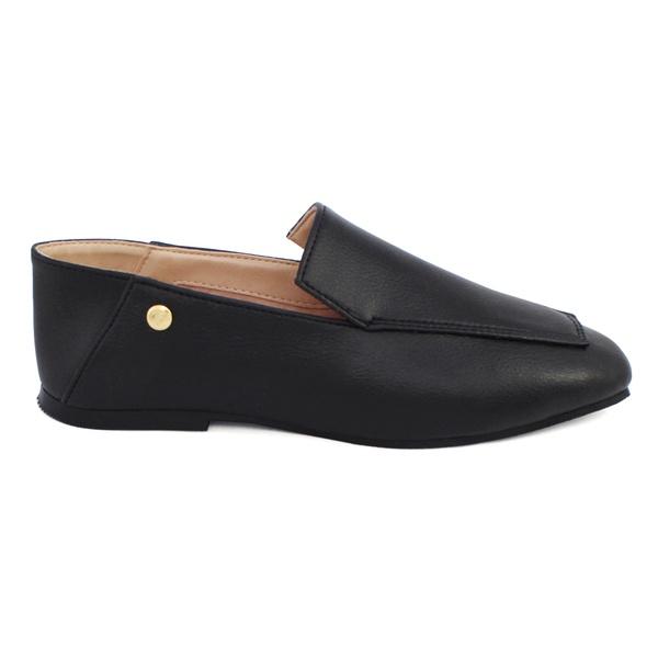 Loafer Feminino Preto
